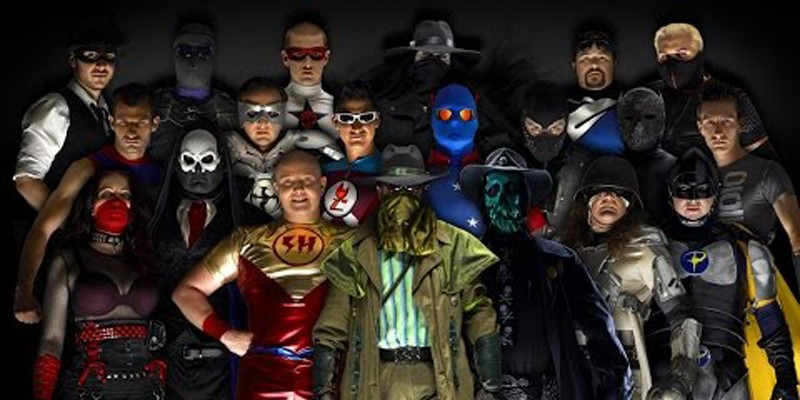 'Superheroes': The Lives of Real-Life Caped Crusaders